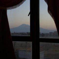 Отель Monte Carlo Ереван балкон