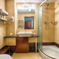 JM Hotel ванная фото 2