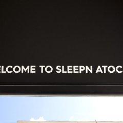 Отель SLEEP'N Atocha Испания, Мадрид - 2 отзыва об отеле, цены и фото номеров - забронировать отель SLEEP'N Atocha онлайн спортивное сооружение