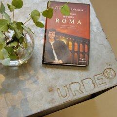 Отель Urben Suites Apartment Design Италия, Рим - 1 отзыв об отеле, цены и фото номеров - забронировать отель Urben Suites Apartment Design онлайн фото 30
