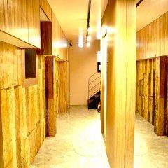 Отель Capsule Majung интерьер отеля фото 2