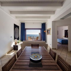 Отель La Rosa Sul Mare Сиракуза комната для гостей фото 4