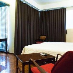 Отель Baansilom Soi 3 Таиланд, Бангкок - 1 отзыв об отеле, цены и фото номеров - забронировать отель Baansilom Soi 3 онлайн комната для гостей фото 2