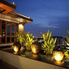 Отель Suvarnabhumi Suite Бангкок балкон
