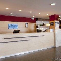 B&B Hotel Madrid Aeropuerto T1 T2 T3 интерьер отеля фото 3