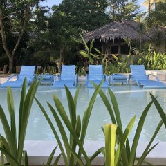 Отель El Nido Mahogany Beach пляж