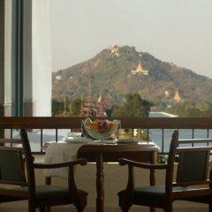 Sedona Hotel Mandalay балкон