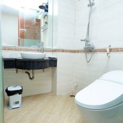 Newstyle Hotel & Apartment Ханой ванная