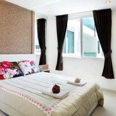 Отель Amazon Residence Pattaya Jomtien Паттайя комната для гостей фото 5