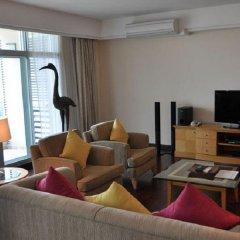 Апартаменты Indochine Park Tower Serviced Apartment комната для гостей