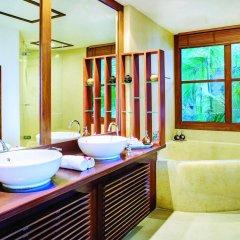 Отель Napasai, A Belmond Hotel, Koh Samui Таиланд, Самуи - отзывы, цены и фото номеров - забронировать отель Napasai, A Belmond Hotel, Koh Samui онлайн ванная