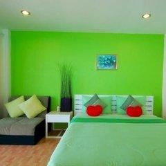 Отель Lom Talay Seaview комната для гостей