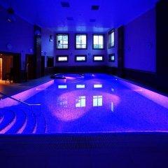 Гостиница Шале Грааль Апарт-Отель Украина, Трускавец - отзывы, цены и фото номеров - забронировать гостиницу Шале Грааль Апарт-Отель онлайн бассейн фото 3