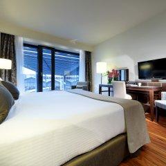 Отель Eurostars Berlin Германия, Берлин - 8 отзывов об отеле, цены и фото номеров - забронировать отель Eurostars Berlin онлайн комната для гостей фото 2