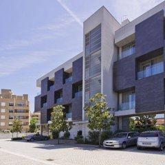 Отель Eurostars Oporto парковка