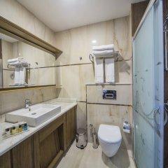 Gulec Hotel ванная