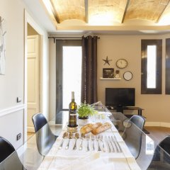 Отель AinB Eixample - Miró Барселона комната для гостей фото 4
