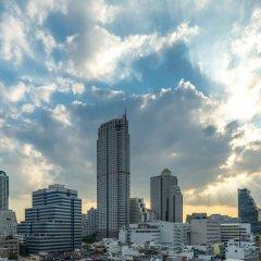 Отель Silom City Бангкок