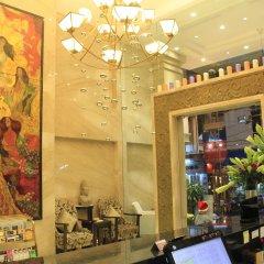 Golden Lotus Luxury Hotel интерьер отеля