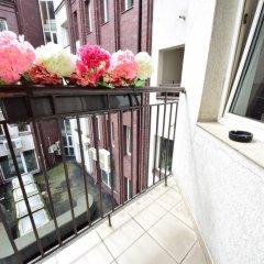 Апартаменты Apartment Grafitowy - Homely Place Познань балкон
