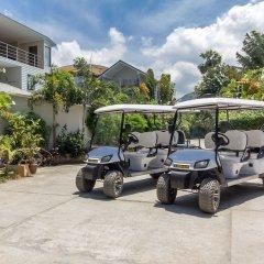 Отель Luxury Villa Pina Colada городской автобус