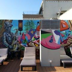 Отель Sercotel Amister Art Hotel Испания, Барселона - 12 отзывов об отеле, цены и фото номеров - забронировать отель Sercotel Amister Art Hotel онлайн балкон