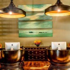 Отель InterContinental Samui Baan Taling Ngam Resort интерьер отеля фото 3