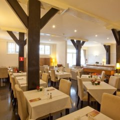 Hotel 't Sandt Antwerpen Антверпен питание фото 2