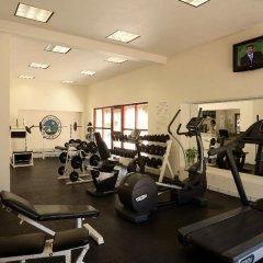 Отель Canto del Sol Plaza Vallarta Beach & Tennis Resort - Все включено фитнесс-зал фото 4