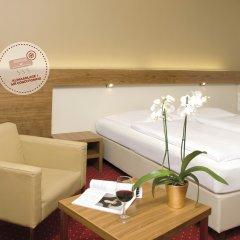 Austria Trend Hotel Anatol интерьер отеля