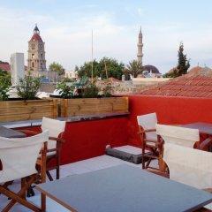 Отель Auberge 32 Греция, Родос - отзывы, цены и фото номеров - забронировать отель Auberge 32 онлайн балкон