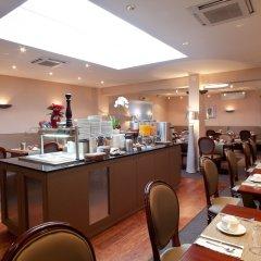 Отель Drake Longchamp Swiss Quality Hotel Швейцария, Женева - 5 отзывов об отеле, цены и фото номеров - забронировать отель Drake Longchamp Swiss Quality Hotel онлайн питание фото 3