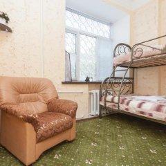 Мини-Отель Винтерфелл на Смоленской Стандартный номер с разными типами кроватей фото 2