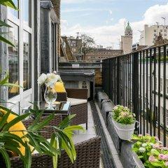 Отель Luxury 5-bedroom Villa With Parking and AC Великобритания, Лондон - отзывы, цены и фото номеров - забронировать отель Luxury 5-bedroom Villa With Parking and AC онлайн балкон