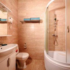 Гостиница Журавли ванная
