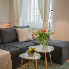 Апартаменты Apartments Rybna 2 Прага комната для гостей фото 5
