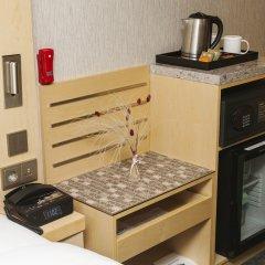 aFIRST Hotel Myeongdong сейф в номере