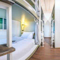Отель Ama Hostel Bangkok Таиланд, Бангкок - отзывы, цены и фото номеров - забронировать отель Ama Hostel Bangkok онлайн комната для гостей фото 3