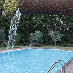 Отель La Casetta nel Bosco Синалунга бассейн