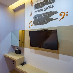 OneLoft Hotel 4* Стандартный номер с разными типами кроватей фото 2