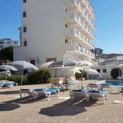 Отель Apartamentos Turísticos Sunny Beach бассейн фото 3