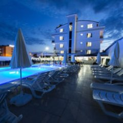 Отель Kadriye Sarp Otel бассейн