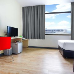 Отель D Varee Xpress Makkasan Таиланд, Бангкок - 1 отзыв об отеле, цены и фото номеров - забронировать отель D Varee Xpress Makkasan онлайн удобства в номере
