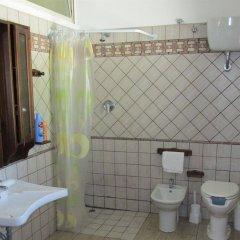 Отель Agriturismo Reggia Saracena Агридженто ванная