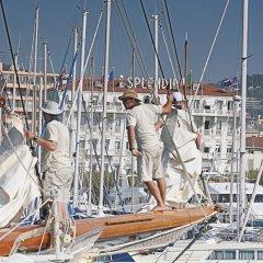Отель Splendid Cannes Франция, Канны - 8 отзывов об отеле, цены и фото номеров - забронировать отель Splendid Cannes онлайн спортивное сооружение