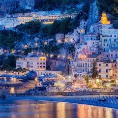 Отель NH Collection Grand Hotel Convento di Amalfi Италия, Амальфи - отзывы, цены и фото номеров - забронировать отель NH Collection Grand Hotel Convento di Amalfi онлайн городской автобус