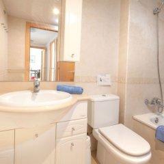 Отель Clothilde Испания, Льорет-де-Мар - отзывы, цены и фото номеров - забронировать отель Clothilde онлайн ванная