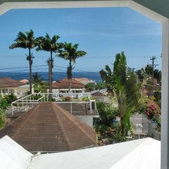 Отель Hunter's Rest Villa балкон