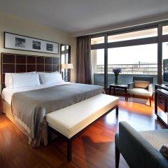 Отель Eurostars Grand Marina 5* Улучшенный номер с различными типами кроватей