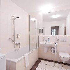 Отель Aparthotel Altes Dresden ванная